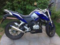Yamasaki 49cc motorbike