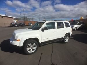 2011 JEEP PATRIOT NORTH 4X4- ALLOY WHEELS, CRUISE CONTROL, KEYLE