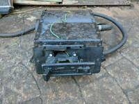 Classic mini heater unit