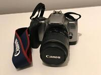 Canon EOS 3000v 35mm SLR Film Camera with 28-90mm Lens