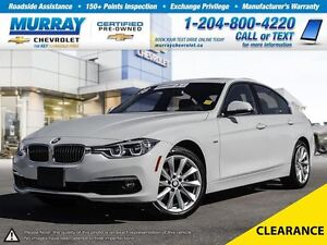 2016 BMW 3 Series 4dr Sdn 328i xDrive AWD *Leather Seats, Blueto