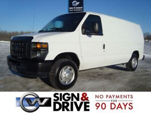2010 Ford E-150 Commercial Cargo *SHELVING* FINANCE OR LEASE*