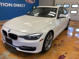 2015 BMW 320 i xDrive AWD/ DUAL HEATED LEATHER  POWER SEATS/...