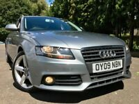 2009 Audi A4 Avant 2.0 TDI Estate Diesel, 2 YEARS WARRANTY like mercedes bmw ford honda touring kia