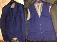 3-Piece Navy Suit