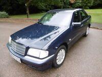 Mercedes C200 ELEGANCE (midnight blue) 2000