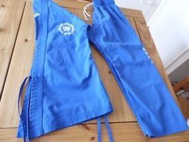 EKKA Karate Kit - trousers and top - child size
