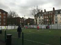 5-a-side Islington 3G football league - Players & teams wanted