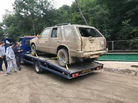 Scrap cars wanted 07794523511 back to work first day