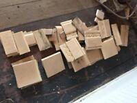 FREE!!! Art Deco tiles old fireplace