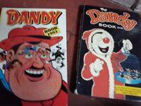 Dandy books etc bundle