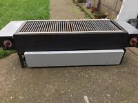 Double burner gas bbq grill brand new