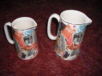 2 Ringtons jugs