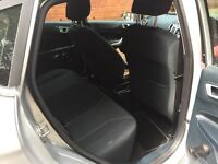 Automatic, Ford Fiesta, Silver, Low Mileage, Reg Mark 2012, Very Good Condition
