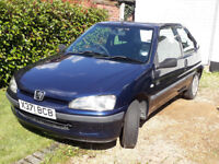 Peugeot 106 1.1 Independence Limited Edition 3dr