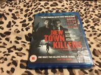 New Town Killers Blu Ray DVD