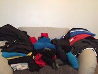 Large bag boys ski gear