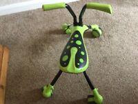 Mookie Ride on Scramble Bug.