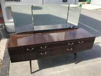 Vintage retro dressing table FREE DELIVERY PLYMOUTH AREA