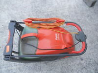 Flymo Glider 330 lawnmower excellent condition with little use