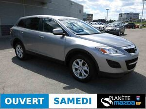 2012 MAZDA CX-9 AWD GS-L CUIR TOIT OUVRANT 7 PASSAGERS