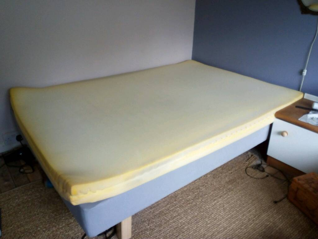 Ikea dubbel bed 140×200 in Machen, Caerphilly Gumtree
