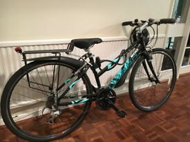 Claud Butler 500 Hybrid Womens Bike