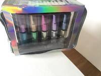 Models Own chrome nail varnish set