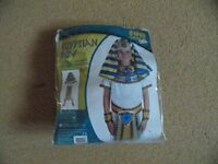 Egyptian Boys Costume Age 8-10 years (Large)
