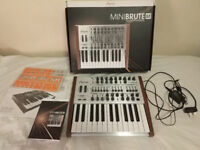 Arturia Minibrute SE Limited Edition Synthesizer, Boxed