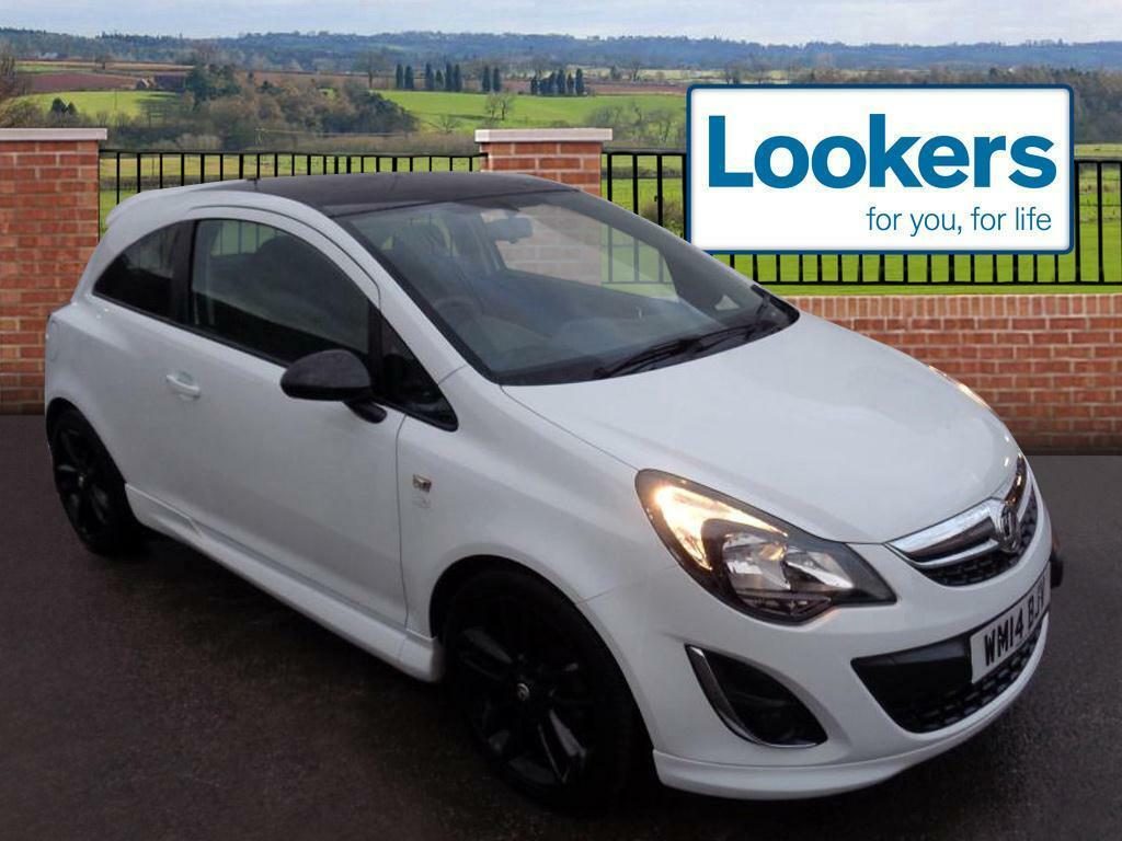vauxhall corsa limited edition white 2014 07 31 in st helens merseyside gumtree. Black Bedroom Furniture Sets. Home Design Ideas