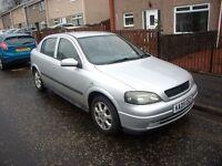 "Vauxhall Astra ""Enjoy"" 16v 1.4. 5 Door"