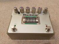 Blackstar HT-Dual Valve Distortion Pedal (excellent condition)