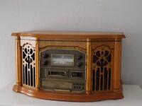 cd / radio/ record player