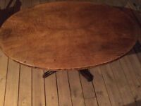 Antique dining table/centre table/breakfast table