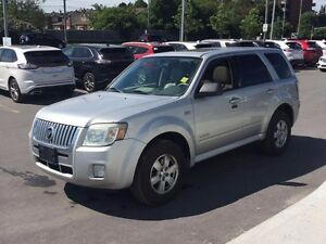 2008 Mercury MARINER NO ACCIDENT - SAFETY & E-TESTED
