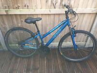 Apollo XC26 Ladies blue mountain bike
