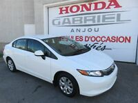 2012 Honda Civic LX Sedan AC/AT