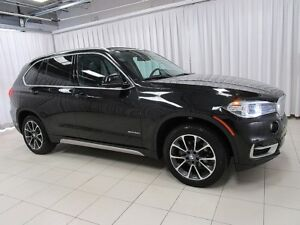 2016 BMW X5 35i x-DRIVE AWD TURBO LUXURY SUV