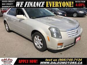 2007 Cadillac CTS 2.8L | LEATHER | SUNROOF