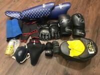 Complete Muay Thai boxing kit