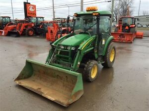 2011 John Deere 3720 tracteur FINANCEMENT SUR PLACE