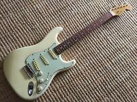 Fender Stratocaster 62, **Offers**