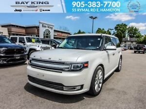 2014 Ford Flex LIMITED AWD, GPS NAV, BACKUP CAM