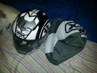 Box motorbike helmet brand new