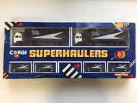 Corgi Superhaulers White Arrow - Set 3167