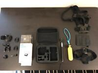 Gopro Hero 2018 + accessories, used for a week