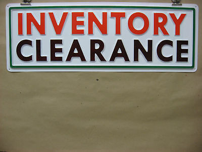 Inventory Clearance 3d Embossed Plastic Service Sign 7x22 Store Shop Warehouse