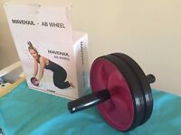 [LAST DAY - PICK UP TODAY £5!!!] Gym Set - 4KG Dumbbell x2, AB Wheels, Yoga Mat