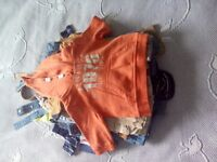 Baby boy clothes (3 months-1,5 years)